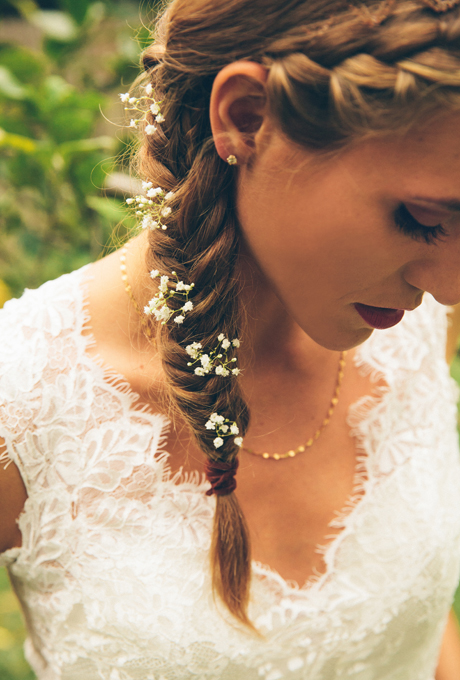 Lori Veltri Wedding Braid Styles