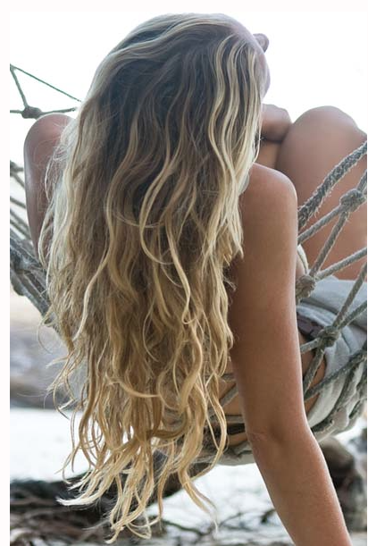 Hairdreams Great Lengths Beach Hair