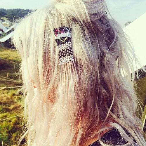 hair tapestry #3