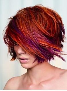 redheadwithpurple